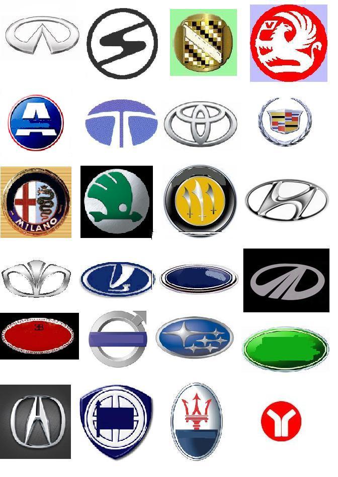 Bien connu Logo automobile - Page 1 PE66