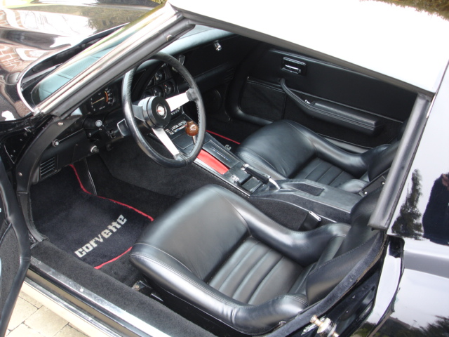 Refaire l 39 int rieur d 39 une corvette 25 th anniversaire for Interieur 78