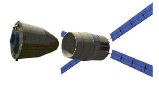 L'Inde réussit à récupérer une capsule spatiale sur Terre Carv210