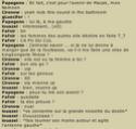 [ Papageno - Louazel ] Gare au gori-i-i-iille ! Pred110