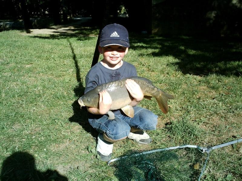 les  poissons de petit Thom le fiston Pic09010