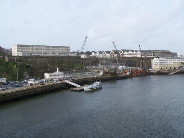 [Activité des ports, pêche plaisance] BREST 2007 10_pen10
