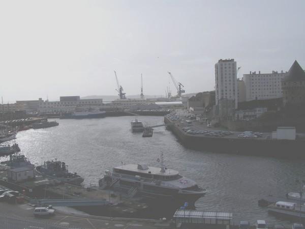 [Activité des ports, pêche plaisance] BREST 2007 17_ent10