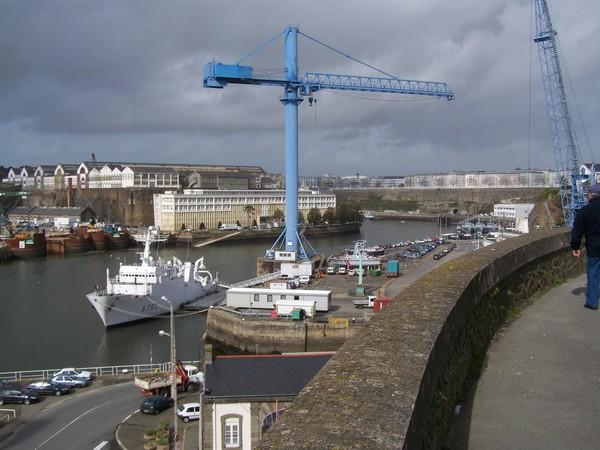 [Activité des ports, pêche plaisance] BREST 2007 1_penf10