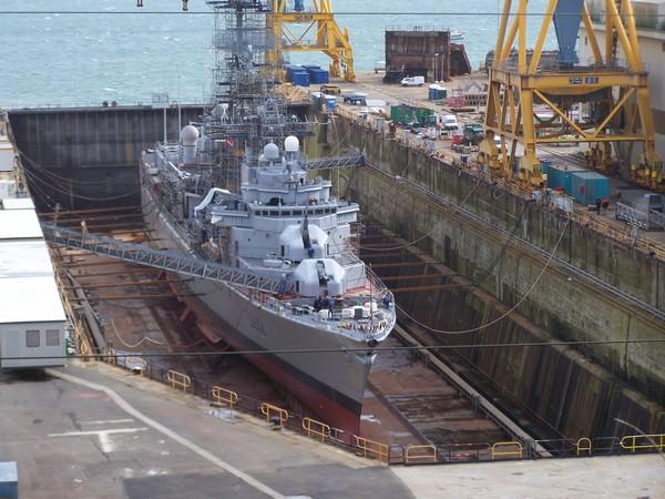 [Activité des ports, pêche plaisance] BREST 2007 29_fre10