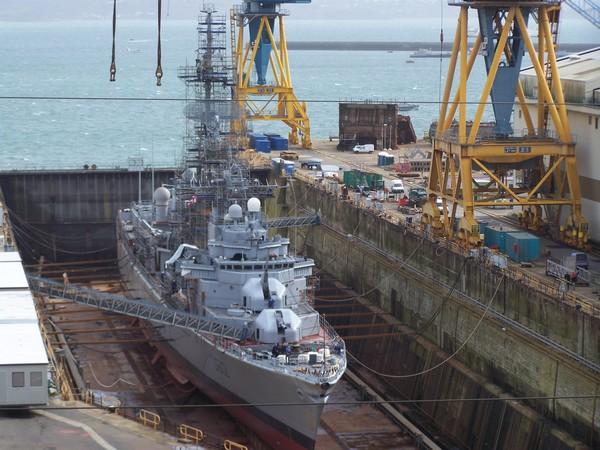 [Activité des ports, pêche plaisance] BREST 2007 30_deg10