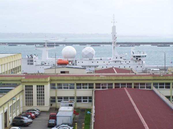 [Activité des ports, pêche plaisance] BREST 2007 31_des10