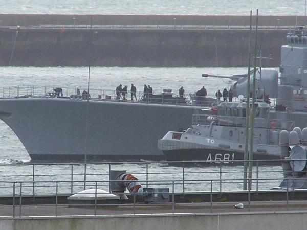 [Activité des ports, pêche plaisance] BREST 2007 34_ap_10