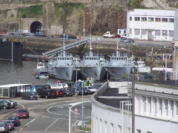 [Activité des ports, pêche plaisance] BREST 2007 3_font10
