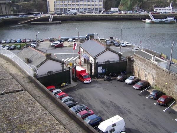 [Activité des ports, pêche plaisance] BREST 2007 6_port10