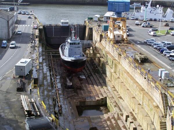 [Activité des ports, pêche plaisance] BREST 2007 8_bass11