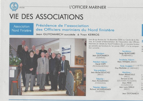 [ Associations anciens Marins ] Association Nord Finistére Photo_19