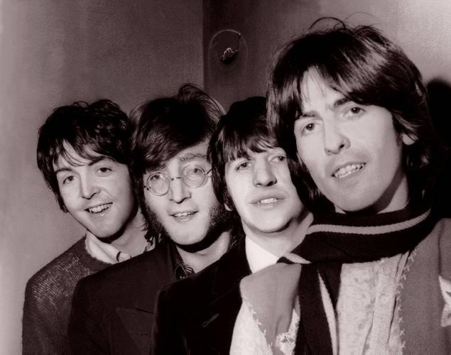 The Beatles Beatle10