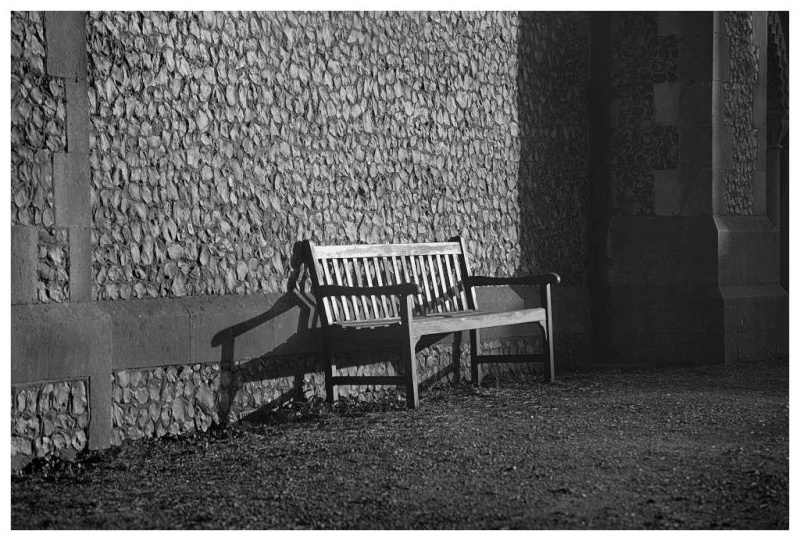 The Church Bench Bench110