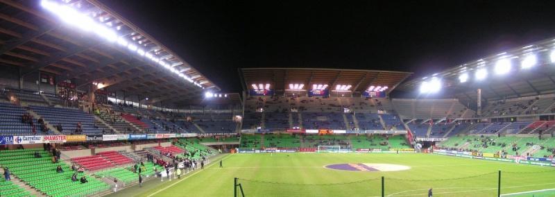 Vue des tribunes Rennes10