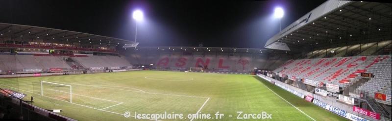 Vue des tribunes Stade_12