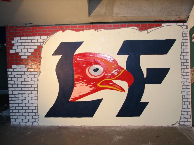 Graffiti et tags ultras Photo410