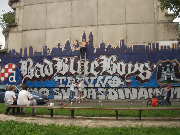Graffiti et tags ultras - Page 2 Travno10