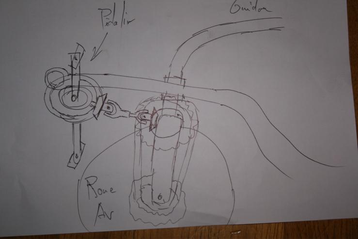 cadre bent en acier tube echappement Img_0411