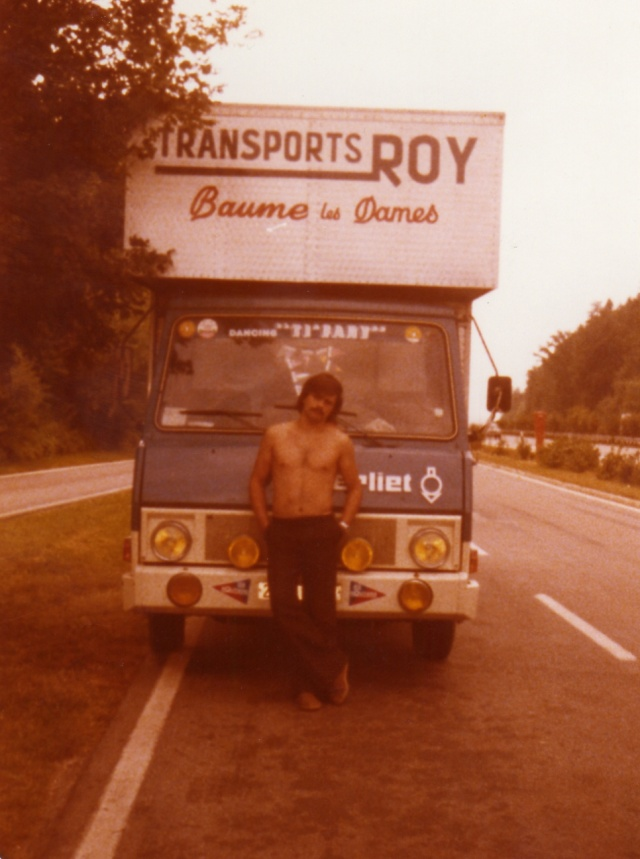 vieux camions.... Roy311