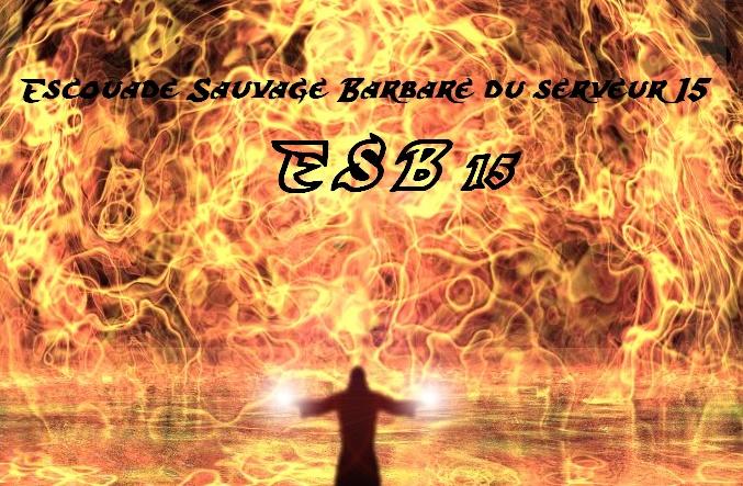 Escouade Sauvage Barbare - Team Travian S15