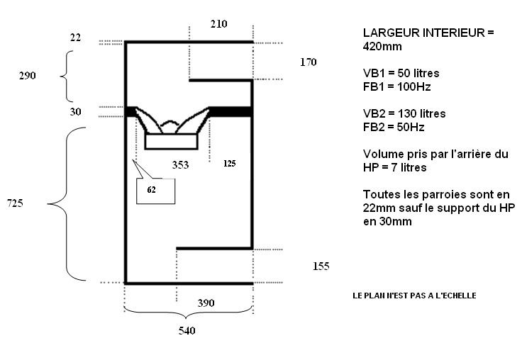 caisson de basse pour h p electrovoice evx150 forum. Black Bedroom Furniture Sets. Home Design Ideas
