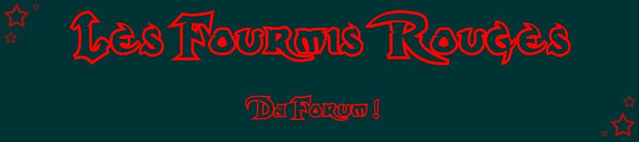 Les Fourmis Rouges Lfr111