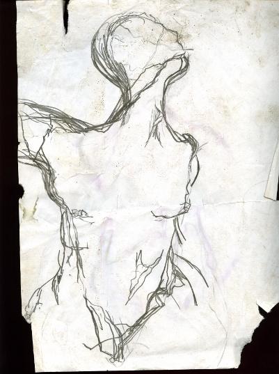 Dessins de sculpteurs Croqui10