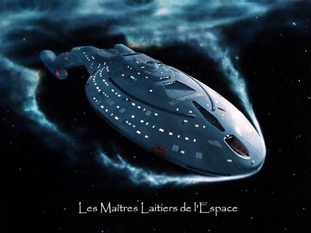 Les Maîtres Laitiers de L'espace