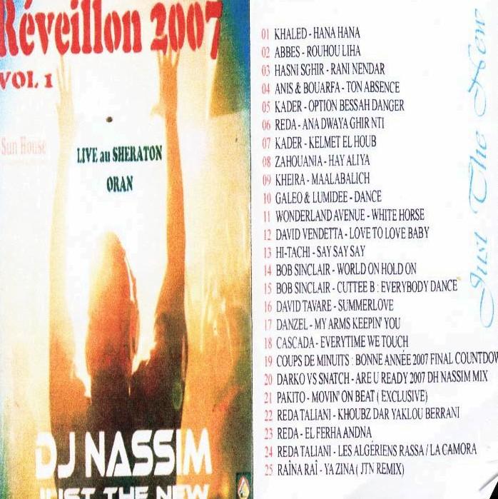 dj nassim reveillon 2007