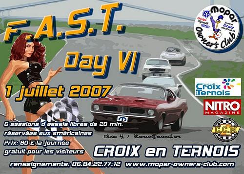 F.A.S.T. DAY VI Fastda10