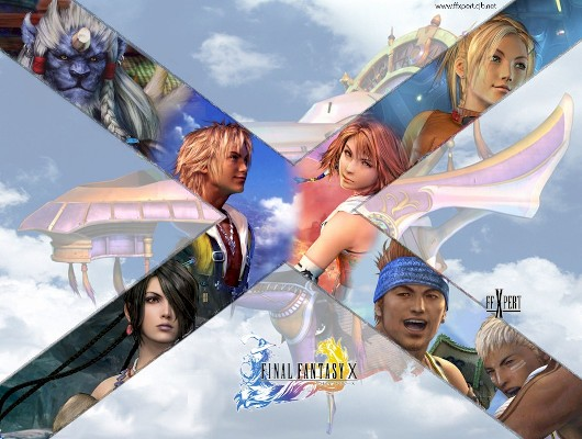 Final fantasy X forum