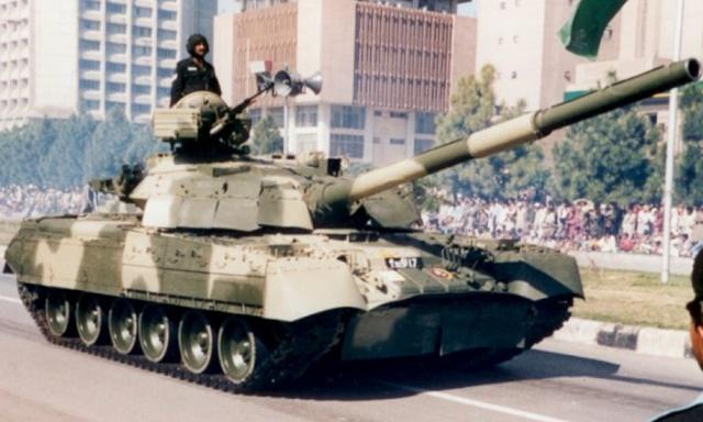 Armée de Terre Pakistanaise T-8010