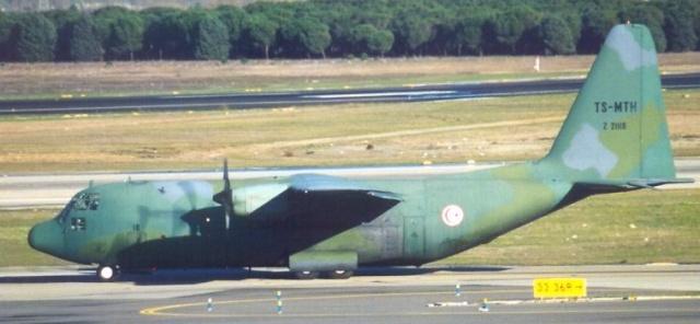 Armée de l'air Tunisienne Tunisi10
