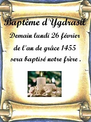 Baptême d'Ygdrasil Baptem10