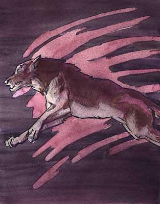 [werewolf : wildwest ] ireland departure PANDORE Thunde10