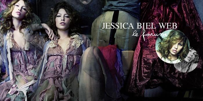 Jessica Biel Web Forum