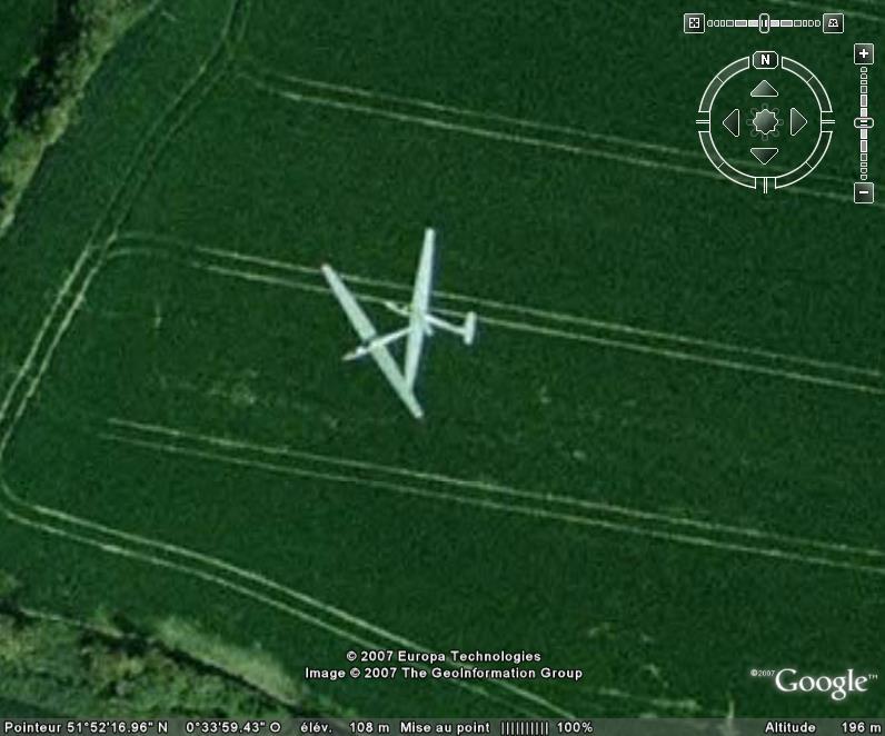 Deux planeurs qui se croisent, Totternhoe, Grande-Bretagne 2_avio10
