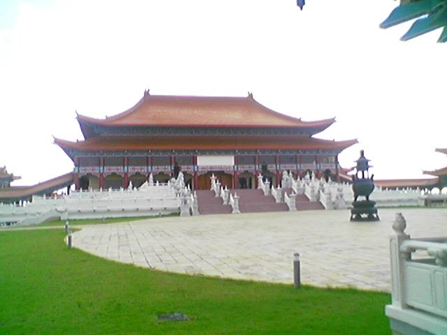 Temple Nan Hua, Bronkhorstspruit, Afrique Nan_hu10