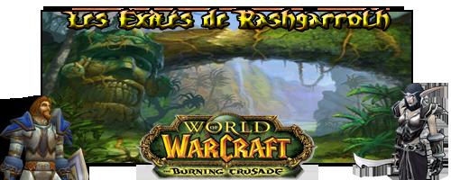 Les Exilés de Rashgarroth