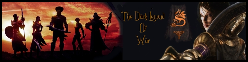 Forum Guilde : The Dark Legend Of War
