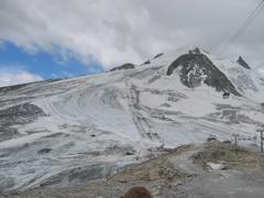 [Tignes]L'avenir du glacier de Grande-Motte 51810