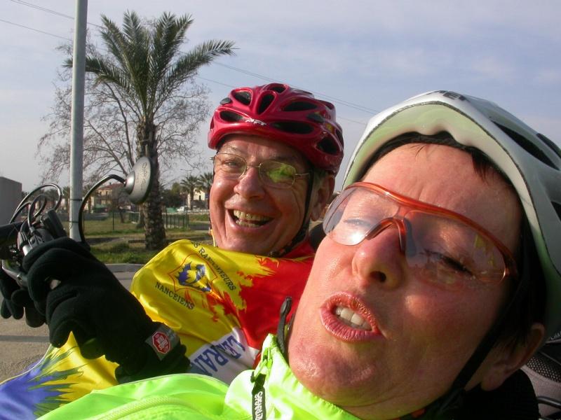 Invasion de vélos Horizontaux dans les Pyrénées-orientales.. 4_fevr11