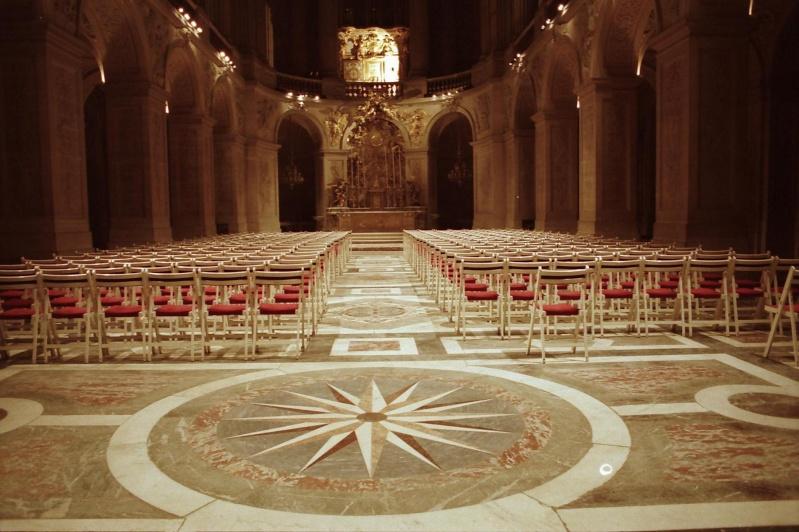 Versailles : visite hors du temps Photo817