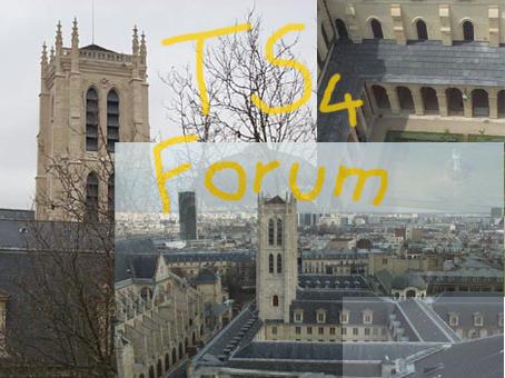 Forum de la TS4 à H4, 2006/2007