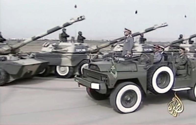 المسلحة الملكية الباسلة