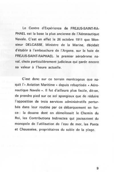 CRÉATION DE L'AÉRONAVALE St_rap12