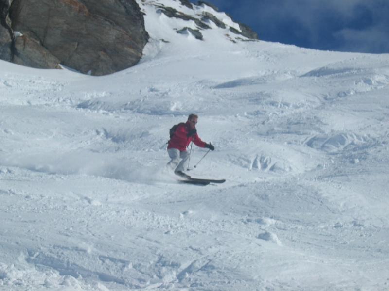 montagne, soleil, ski et transpiration Img_6110