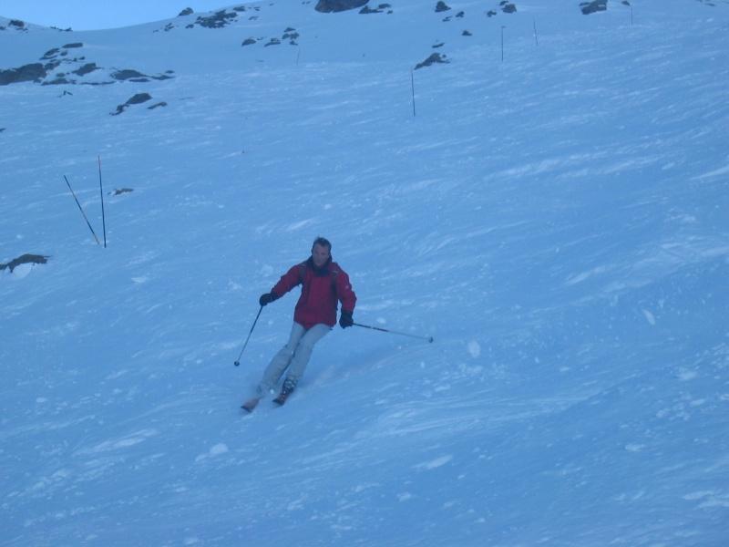 montagne, soleil, ski et transpiration Img_6111