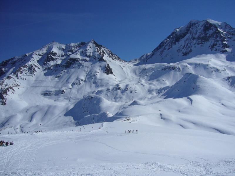 montagne, soleil, ski et transpiration P1000310